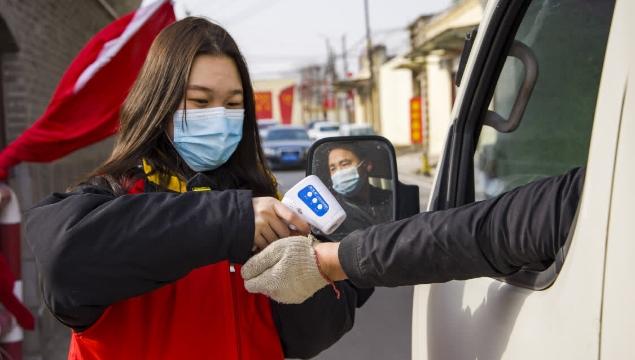 疫情防控志愿服务   邯郸武安6400余大学生志愿者为抗疫贡献青春力量